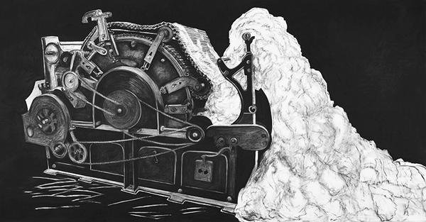 Maskinen